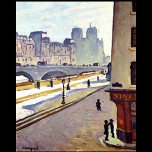 Albert Marquet - Notre Dame