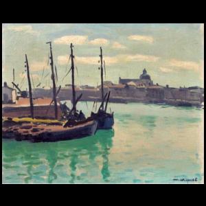 Albert Marquet - Port de la Chaume