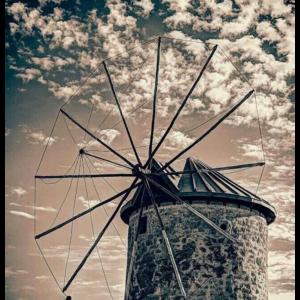Phares et moulins