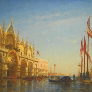 Peintures européennes du 19eme siècle