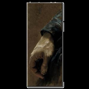 Ma main droite dessinée avec ma main gauche