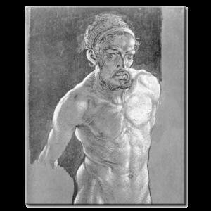 Albrecht Dürer - Autoportrait