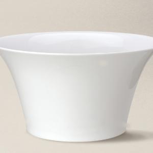 saladier D28 Haussmann en porcelaine décorée
