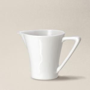 crémier 20cl Haussmann en porcelaine décorée