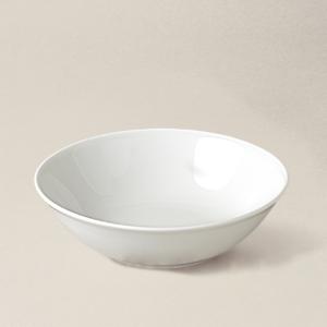 coupelle crème D14 Haussmann en porcelaine décorée