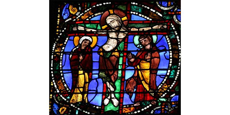 La-Crucifixion-Cathédrale-de-Chartes