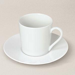 tasse café Zen en porcelaine, service de table, décorée