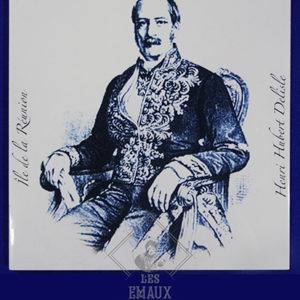 Historique Henri hubert Delisle