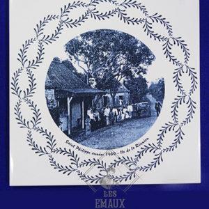 Historique & peï Saint-Phillipe des années 1900