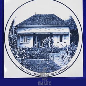 Historique & peï case créole à lEntre-Deux
